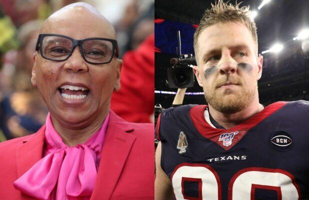 RuPaul and Houston Texans Star JJ Watt to Make Their 'SNL' Hosting Debuts in February