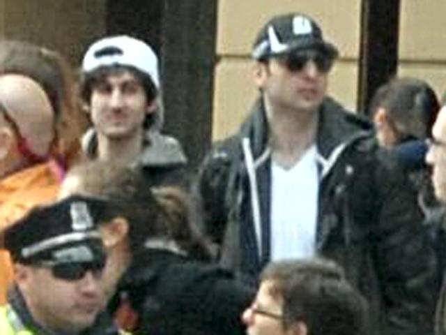 Suspects in Boston Marathon bombings (FBI.gov)