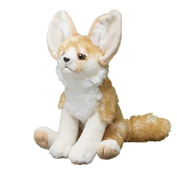 "<br><br><strong>World Wildlife Federation</strong> Adopt an Animal Kit: Stuffed Animal, Certificate, Gift, $, available at <a href=""https://go.skimresources.com/?id=30283X879131&url=https%3A%2F%2Fgifts.worldwildlife.org%2Fgift-center%2Fgifts%2FSpecies-Adoptions%2Ffennec-fox.aspx"" rel=""nofollow noopener"" target=""_blank"" data-ylk=""slk:World Wildlife Federation"" class=""link rapid-noclick-resp"">World Wildlife Federation</a>"