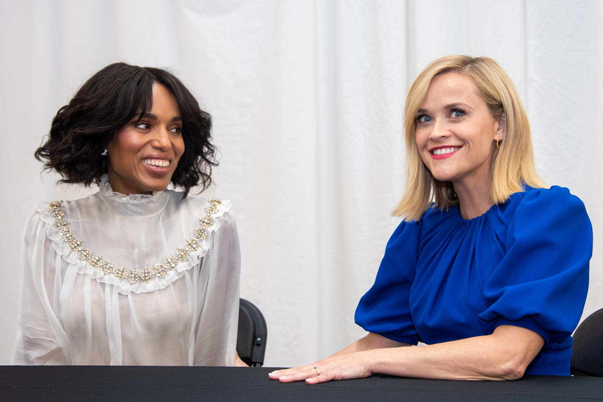 Kerry Washington says female representation in TV, film isn't a 'political act'