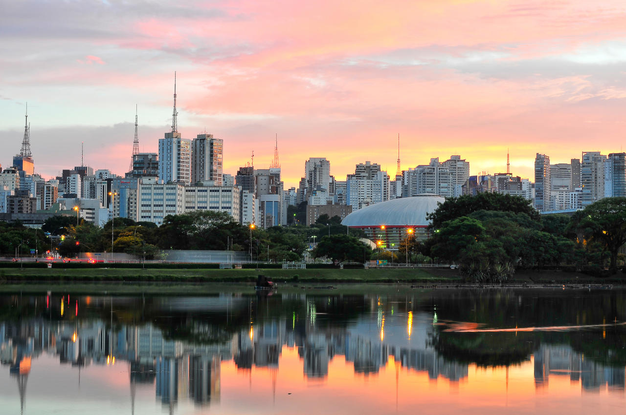 <p>Sao Paulo: The largest city in Brazil, Sao Paulo, can get you the biggest prime housing space for $1 million — 1,860 sq ft </p>