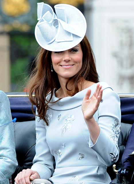 Kate Middleton Sparkles at Trooping the Color Parade