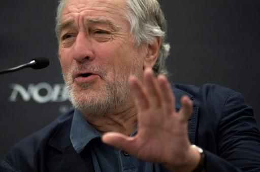 Hollywoodstar Robert de Niro