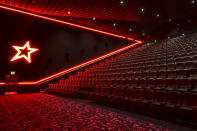 <p>Cineworld at The O2 already offers Superscreen, a multidimensional sound combined with state-of-the-art projection and Dolby Atmos, as well as ScreenX. (Cineworld) </p>