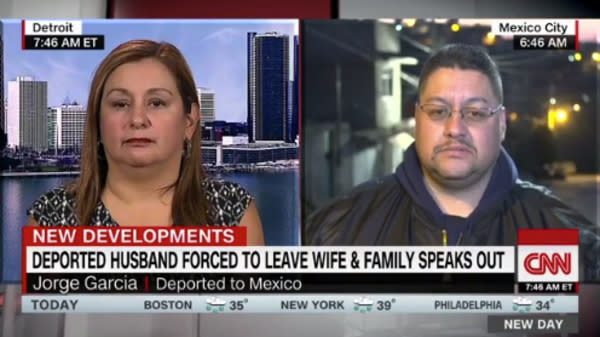 Man Deported After 30 Years In America: It Wasn't My Choice To Come