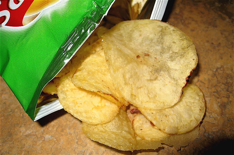 The snack firm are trialling the use of real bacon in their smoky bacon crisps, as well as real chicken in their roast chicken flavour packets and cheese powder in their cheese and onion products.