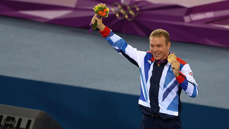 Cyclist Chris Hoy is currently the most successful British Olympian of all time (Getty Images)