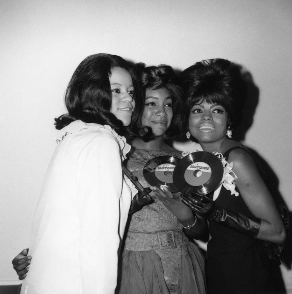 """<p>The Supremes's released another hit song, """"You Can't Hurry Love,"""" in 1966, which also earned a number one spot on the charts.</p>"""