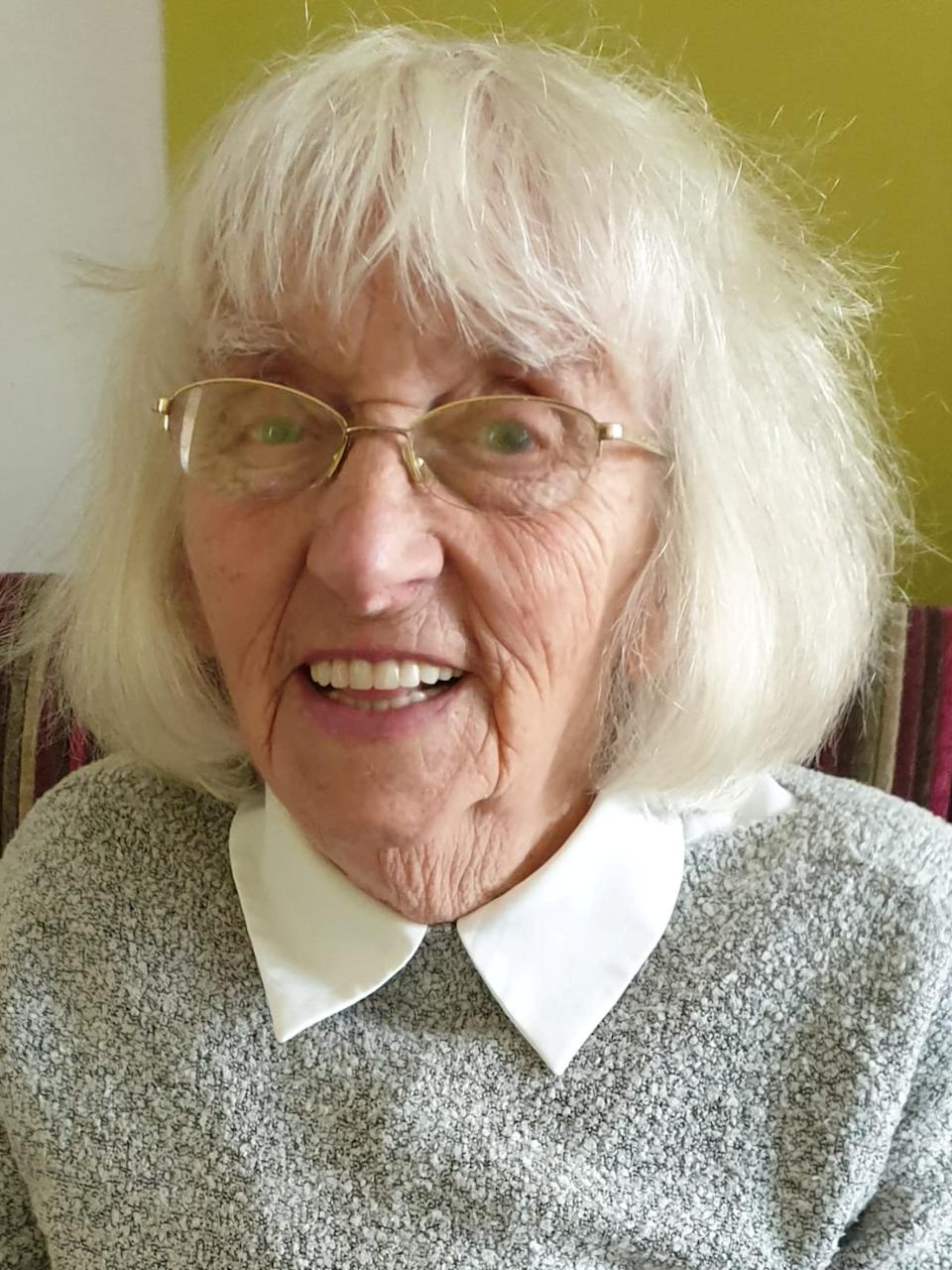 Celia Jackson died on 31 July last year. (SWNS)