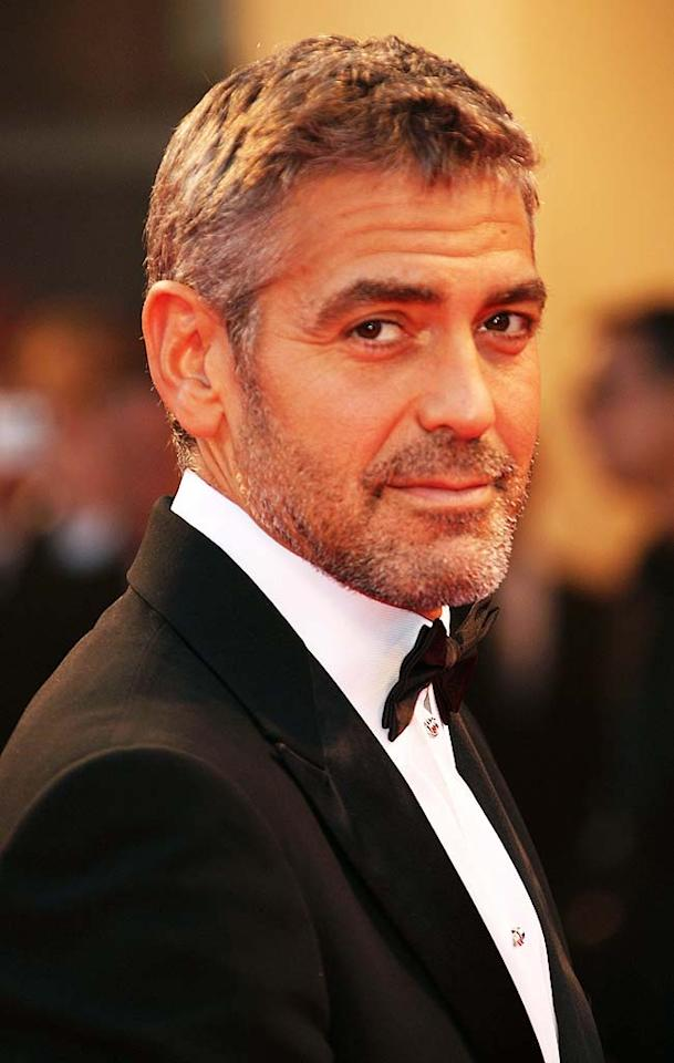 "It shouldn't come as a surprise that single women have voted George Clooney the single celebrity male they most want to date. The actor is like a fine wine; he just gets better with age. Jeff Vespa/<a href=""http://www.wireimage.com"" target=""new"">WireImage.com</a> - August 31, 2007"