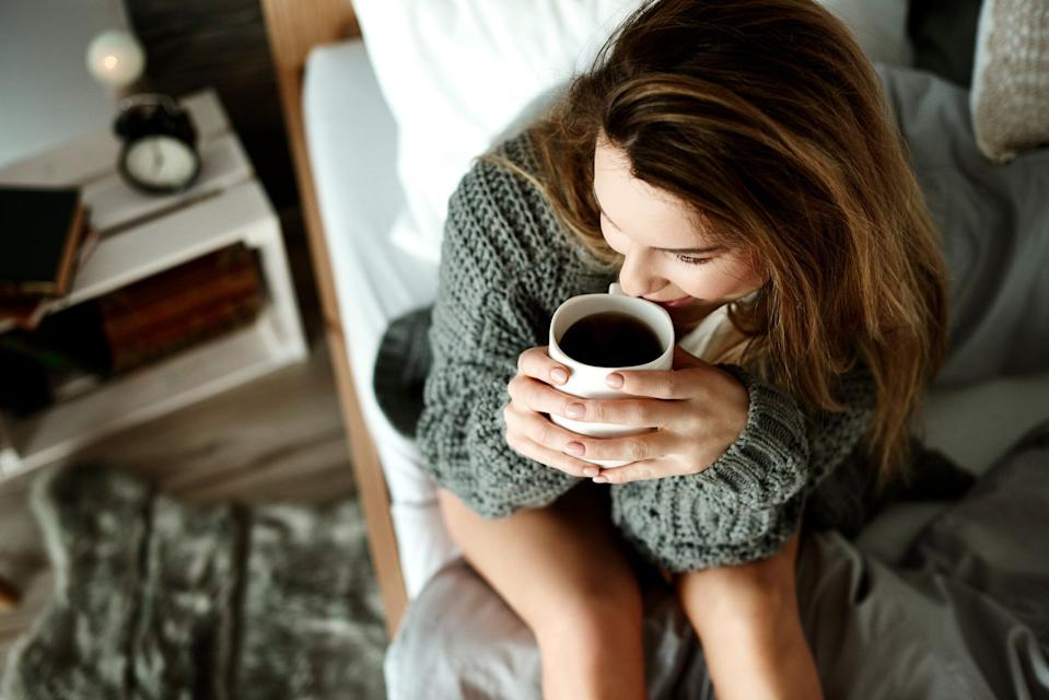 Two cups of coffee a day could help you live longer [Photo: Getty]