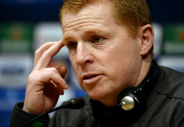 Former Celtic manager Neil Lennon was subjected to sectarian abuse