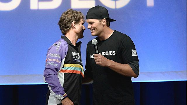 The Patriots quarterback has helped raise over $46 million for Best Buddies, which has almost entirely funded Brady's own charities.