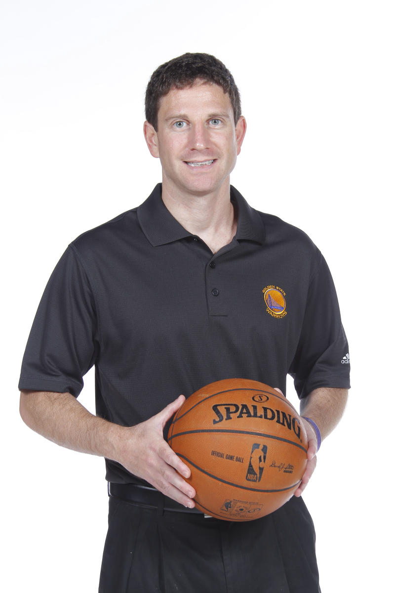 Warriors fire assistant coach Darren Erman
