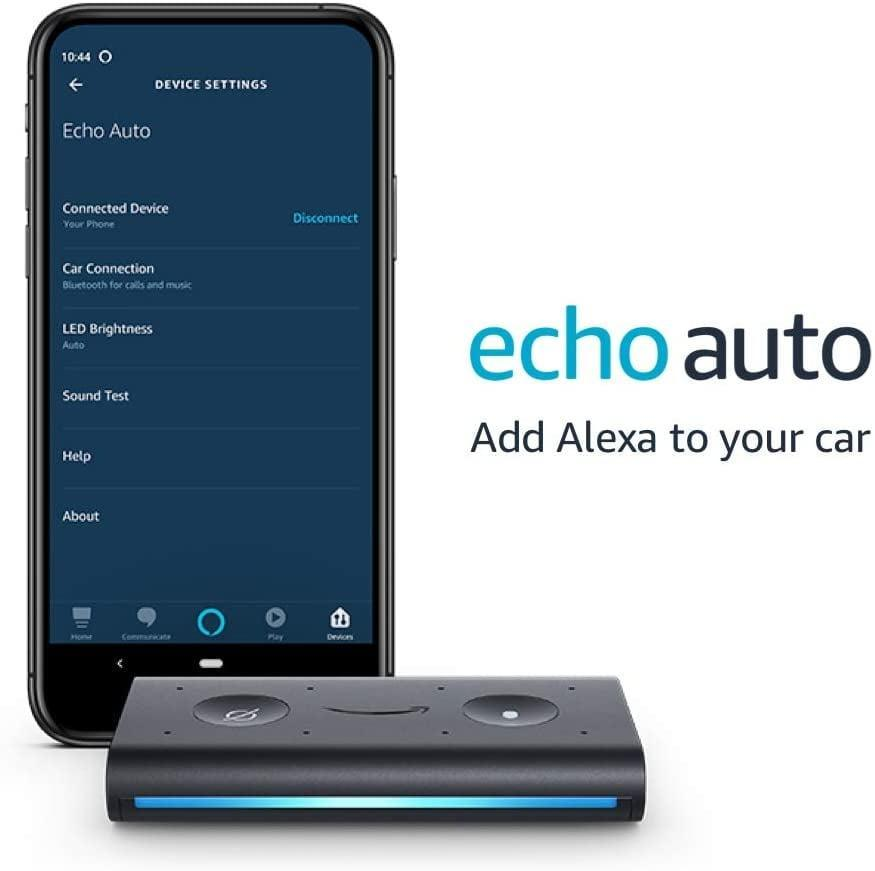 <p><span>Echo Auto: Hands-Free Alexa In Your Car </span> ($20, originally $50)</p>