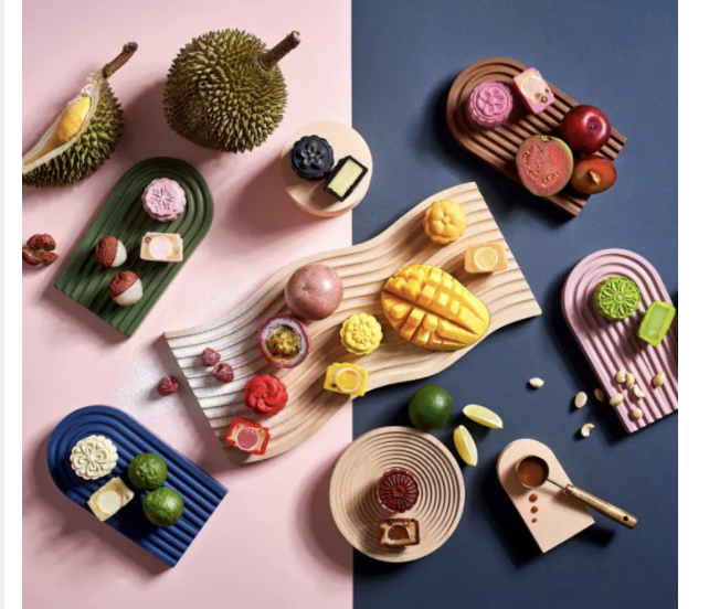 PHOTO: Lazada. [Kele] The Durian (Mao Shan Wang) Snowskin Mooncake (19 Aug-6 Sep 2021, Mon-Fri in-store Redemption only)