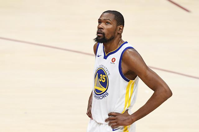 Kevin Durant's Future: Golden State Star Reveals He Will Sign New Deal with Warriors