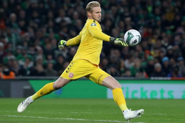 Kasper Schmeichel dreams of following in his father's footsteps at Euro 2020. Peter Schmeichel starred in Denmark's surprise run to the 1992 title