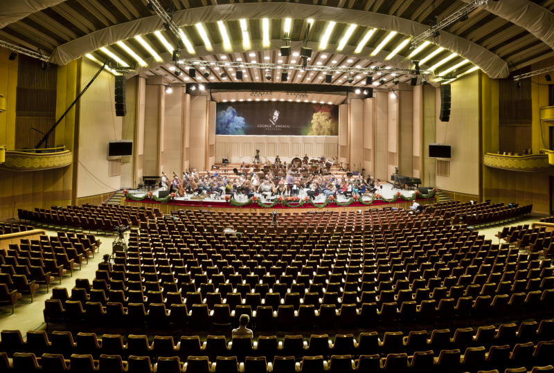 Bucharest's biggest-ever classical music festival