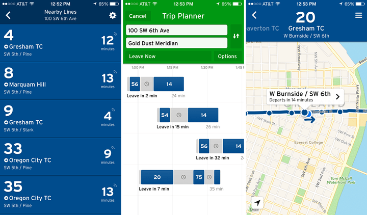 apple should acquire these five companies transit app screens