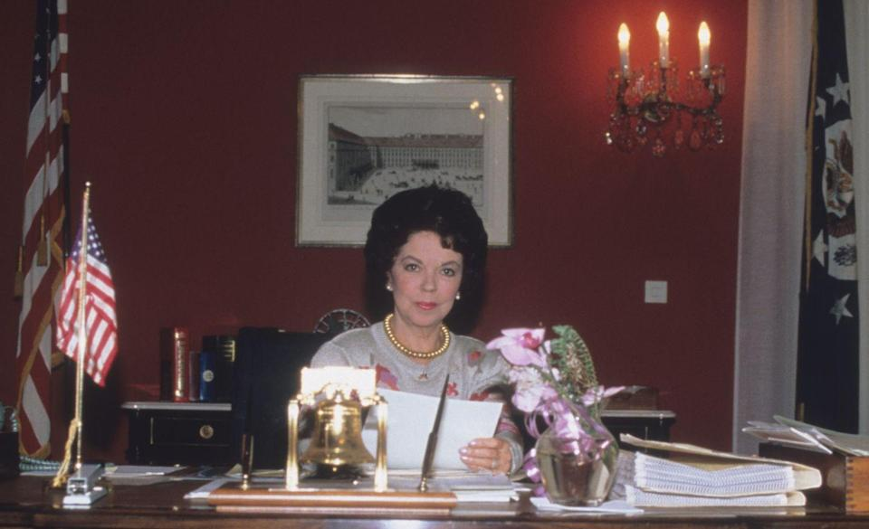 <p>President George H. W. Bush appointed Shirley as the ambassador to the new Czechoslovakia in 1989. </p>