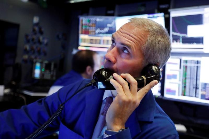 Stocks put Middle East tensions in rearview mirror, surge to record highs