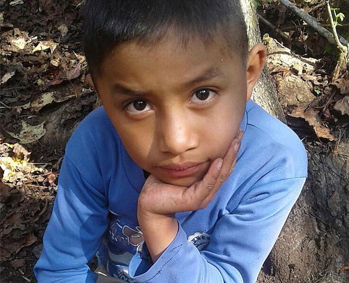 Eight-year-old Felipe Gomez Alonzo became ill and died in U.S. custody at a New Mexico hospital last Christmas Eve. (Photo: Catarina Gomez via AP)