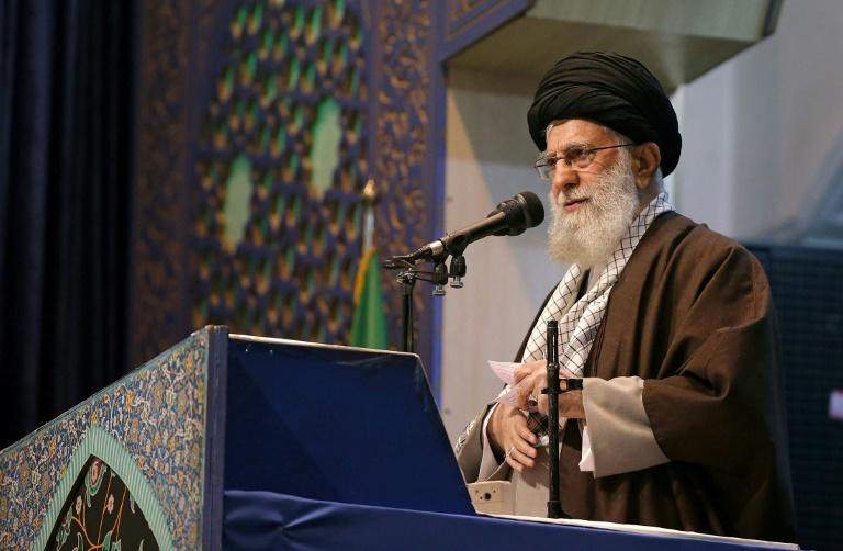 "Supreme leader Ayatollah Ali Khamenei has said Iran's deadly downing of a Ukrainian airliner was a ""bitter"" accident as he led the main weekly Muslim prayers in Tehran for the first time since 2012"