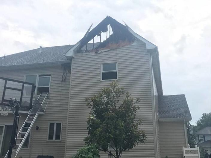 Image via Edison Fire Capt. Andy Toth