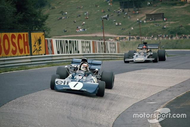 "1973: 15 gare - campione: Jackie Stewart <span class=""copyright"">LAT Images</span>"