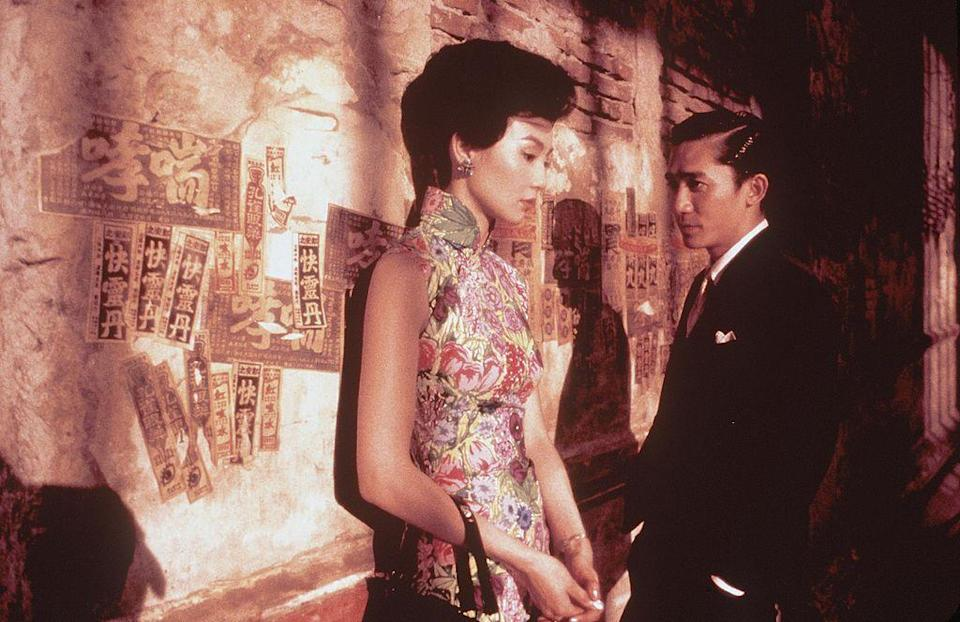 374948 09: Maggie Cheung, left, stars as Li-zhen and Tony Leung stars as Chow in the Wong Kar-Wai film, 'In The Mood For Love,' a USA Films release. To be released on November 2000. (Photo by 2000 USA Films/ Online USA)