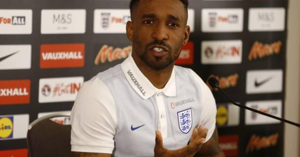 Foot - ANG - Angleterre : Jermain Defoe titulaire contre la Lituanie