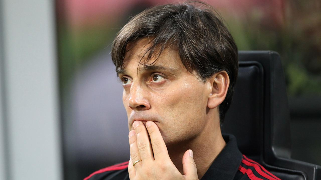 While AC Milan have reinforced their squad at great expense in the off-season, Vincenzo Montella is not yet sure they are title contenders.