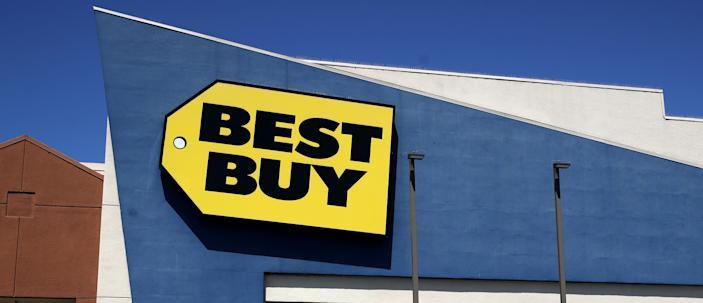 Best Buy's Friends and Family Sale is on now. (Getty Images)