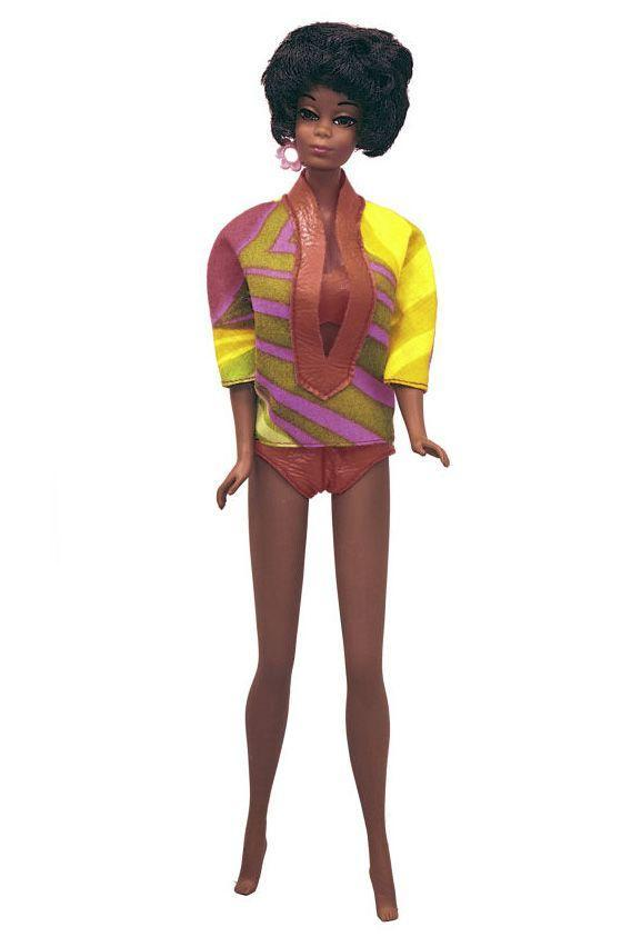 "<p>Meet Barbie's new friend Christie, who wears a cover-up in a very '60s swirling print. </p><p><a href=""http://www.goodhousekeeping.com/beauty/hair/g2703/vintage-hair-makeup-trends-now/"" rel=""nofollow noopener"" target=""_blank"" data-ylk=""slk:50 vintage beauty trends that came back »"" class=""link rapid-noclick-resp""><em>50 vintage beauty trends that came back »</em></a></p>"