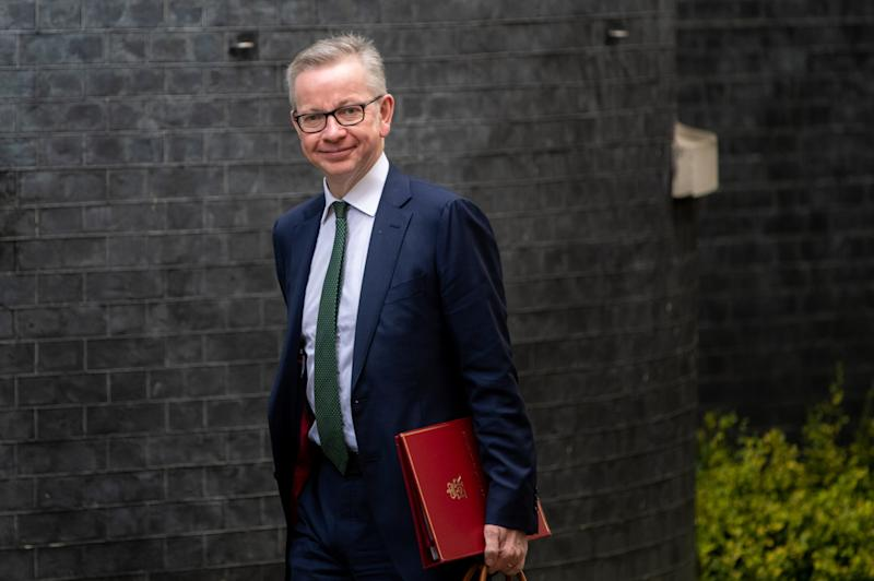 U.K. Tories Vote for May's Successor After Johnson Plays It Safe