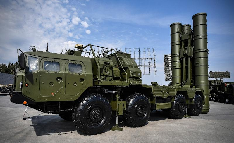 Turkish foreign minister says Turkey will honor deal to purchase S-400s