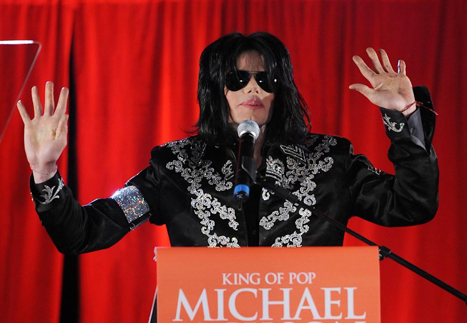Michael Jackson, pictured in 2009, was <span>acquitted</span> of molestation charges, but the accusations against him persist and are the focus of a new documentary. (Photo: Eamonn McCormack/WireImage)