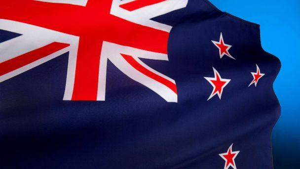 PHOTO:A New Zealand flag is seen here in this stock photo. (STOCK PHOTO/Getty Images)