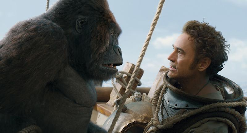 Robert Downey Jr. feeds the beasts in frantic CG fantasia Dolittle: Review