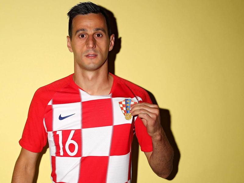 Kalinic was sent home in the group stages (FIFA via Getty Images)