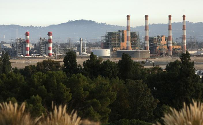 Activists have been campaigning to shut down the Los Angeles Department of Water and Power's Valley Generating Station.