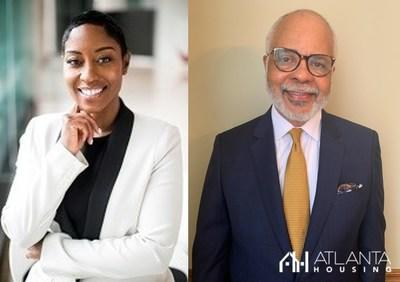 Mayor Keisha Lance Bottoms appoints Yunice Emir and attorney Pat Dixon, Jr. to Atlanta Housing's Board of Commissioners.