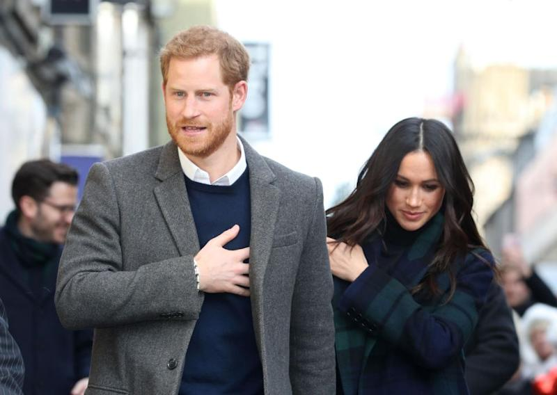 Prince Harry has invited two special people to the wedding - his exes. Photo: Getty