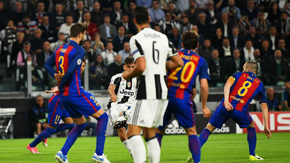 GettyImages-667351022 barcelona juventus