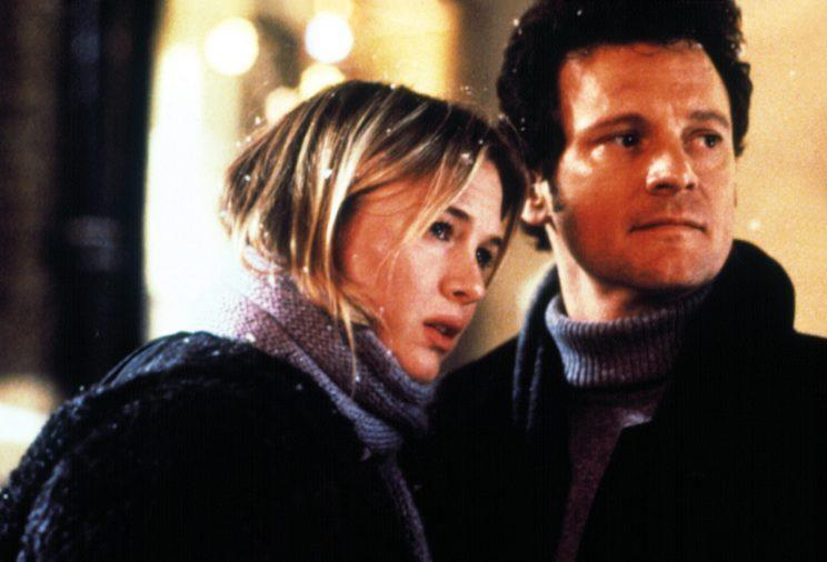 Renée Zellweger and Colin Firth in 'Bridget Jones's Diary' (Miramax Films)