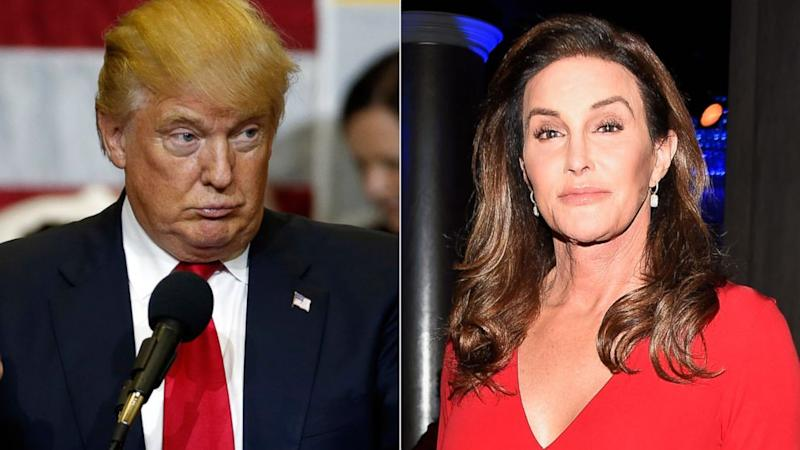 Caitlyn Jenner Takes up Donald Trump's Offer and Visits Women's Bathroom at Trump Hotel, Slams Cruz
