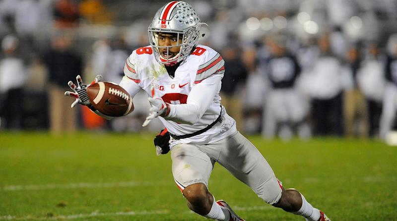 65cbd67a5bf Gareon Conley was a two-year starter at Ohio State and is widely considered  to