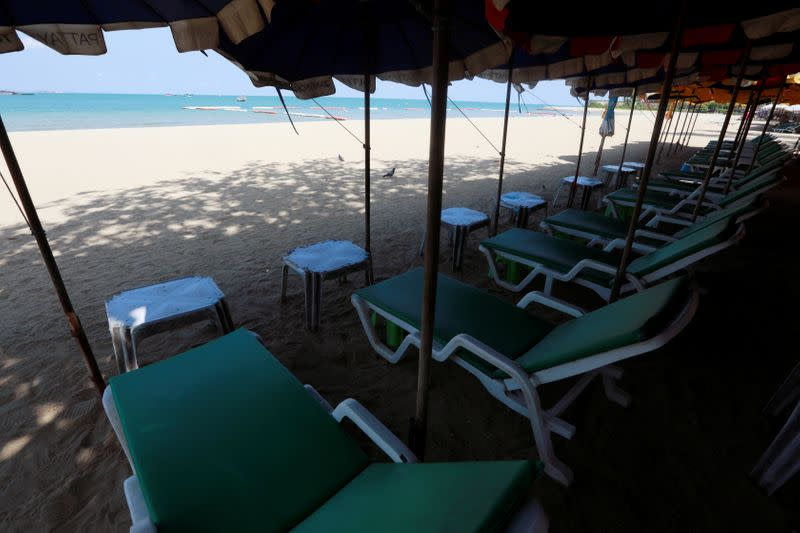 Thailand's tourist haven Pattaya devastated as coronavirus hits travel