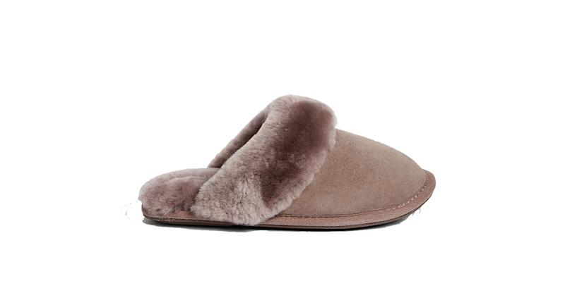 Sheepskin Mule Slippers